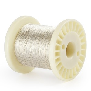 Metallized Silver Wire