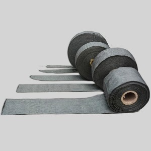 Stainless Steel Fiber Woven Tape
