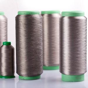 Silver Fiber Conductive Yarn